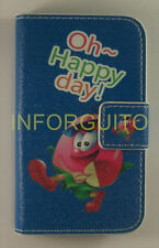 FUNDA LIBRO MOVIL DIBUJOS VAQUERO SAMSUNG GALAXY S3 MINI i8190 i8200