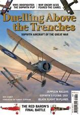 Duelling Above The Trenches: Sopwith Aircraft of The Great War by Dan Sharp Book