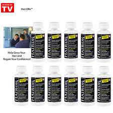 LOT OF 11 Hair-DRx- Men's Extra Strength Hair Regrowth Treatment w/ MINOXIDIL