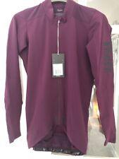 New Rapha Pro Team Aero Jersey POP (Purple On Purple) - Medium - Long Sleeve.