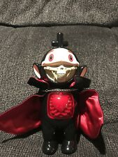 """JPS Telegrinnies by Ron English x Made by Monsters Satan 8"""" Signed Only 200 Made"""