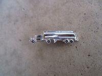 vintage 1960 Heil Tanker Truck Trucker Trucking Employee Tie Clip Pin Tac Bar