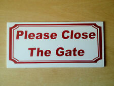 Plastic Modern Decorative Outdoor Signs/Plaques