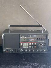 Grundig Satellit 650 Professional Radio Transistor Seefunk Empfänger Top Zustand