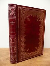 GUILD Publishing A PASSAGE TO INDIA 1978 HB Leatherette HARDBACK Red E M Forster