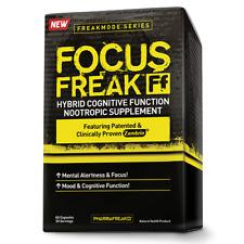 PharmaFreak Focus Freak + FREE Shipping