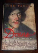 ' DONNE ' The Reformed Soul by John STUBBS : 2nd impression : 2006 : SIGNED COPY