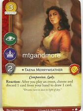 A Game of Thrones 2.0 LCG - #010 Taena Merryweather - Lions of Casterly Rock