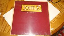 "Exile ""All There Is"" LP 1979 Original Shrink NM Vinyl"