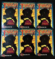 TARZAN #1 (MALIBU COMICS) LOT 6 COPIES 1992 VF/NM