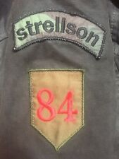 STRELLSON Herrenjacke, Gr.56, Innenjacke aus Schweizer Armeedecke