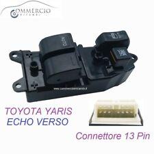 Pulsantiera Alzacristalli Toyota Yaris Echo Verso dal 1999 al 2005  84820-52090