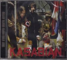 KASABIAN The West Ryder Pauper Lunatic Asylum CD Album 2009 NEUWARE IN FOLIE