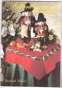 Stickhefte, Gebert, Gebert, Mack, Doose Zählvorlagen Kreuzstich Weihnachten, Neu