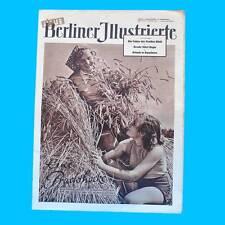 NBI 34/1954 DDR - Schiffbauerdamm Gut Berlin-Buch Stammesfest Ron Paul Greifzu