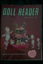 Doll Reader Magazine February March 1984 Kewpie and Parian Dolls