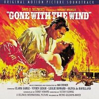 Gone With The Wind Original Motion Picture Soundtrack Max Steiner VGC