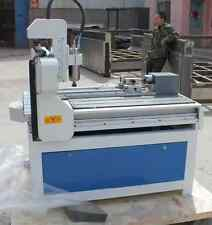 New 4 Axis 3D Rotary 6090 CNC Router / Engraver Machine Free Shippe by Sea