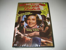 Life With Elizabeth - 6 Classic TV DVD Episodes! Betty White, Del Moore