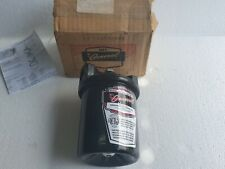 """GENERAL FILTERS 2A-17A OIL FILTER  1/2""""  100 MESH, 100 TE, NEW"""