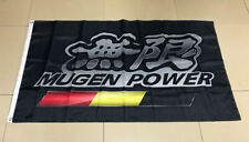 Mugen Power Motorsport  Car Flags & banner 3x5ft Logo Sign Honda Super GT Racing