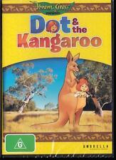 DOT & THE KANGAROO - CLASSIC KIDS - NEW & SEALED DVD - FREE LOCAL POST