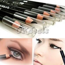 New 2Pcs EyeLiner Smooth Waterproof Cosmetic Beauty Makeup Eyeliner Pencil Black