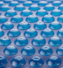 15'x30' Ft Rectangle Blue Swimming Pool Solar Cover Heating Tarp Blanket-12 Mil