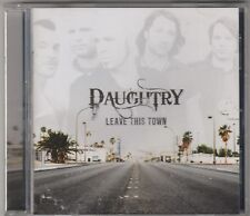 Daughtry - Leave The Town **2009 Singapore 12 Trk CD Album** VGC