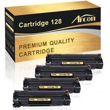 4 Pack Toner Compatible for Canon CRG 128 imageCLASS MF4770n D530 D550 MF4880dw