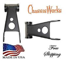 """1997-2004 Ford F150 2WD 4WD 2"""" Drop Shackle Leveling Shackles Lowering Kit"""
