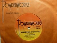 """BORIS GARDINER """"I wanna wake up with you/Your good for me"""" 7""""45 RPM Vinyl Record"""