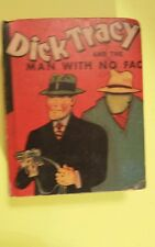 1938  F- Dick Tracy by Chester Gould Big Little Book