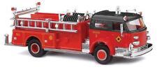 Busch HO Scale 1968 LaFrance HT Pumper 46018