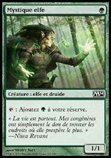 ▼▲▼ Mistique elf (Elvish Mystic) M14 FRENCH Magic #169 ▼▲▼