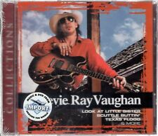 STEVIE RAY VAUGHAN Collections (CD, 2006, Sony Music) IMPORT SEALED