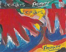 LEVELLERS FANTASY CASSETTE SINGLE 3track FOLK ROCK CHINA RECORDS WOKMC 2067