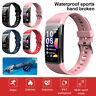 Bluetooth Smartwatch Schrittzähler Armbanduhr Sport Fitness Tracker Wasserdicht.