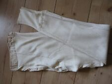 Vintage Longjohn Unterhose 1938 Original 3 Crown Western WW2 WH WK2 Heritage