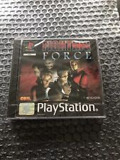 Fighting Force / PlayStation 1 Ps1 Usk18
