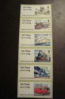 ~GB~2016~ Post & Go Stamp Labels Pack~Royal Mail Heritage~MNH~~UK Seller
