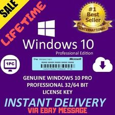 🔥 Window$ 10 PRO 🔥 Genuine Lisence Key🔥  Instant Delivery ⚡⚡