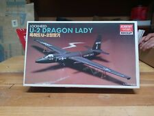 Academy Minocraft 1/72 Lockheed 1/72 U-2 Dragon Lady Model