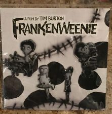 Disney Shopping 4 Pin Frankenweenie Set Tim Burton