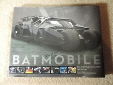 Batmobile: The Complete History by Vaz, Mark Cotta