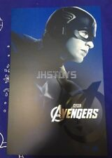 Hot Toys 1/6 The Avengers Captain America MMS174