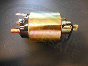 Diesel Engine Starter Motor Solenoid  fits Chinese Diesel models 170F 178F 186F