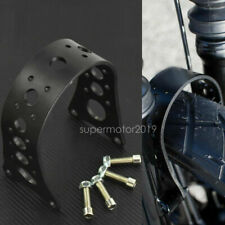 Matte Front Fork Fender Brace Tracker Narrow Fit For Harley Sportster XL Dyna
