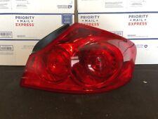 2011 2012 2013 INFINITI G37 Right Passenger Side Tail Light Assembly OEM RH Lamp