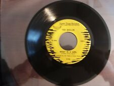 1950S EXC RARE Ted Quillin – What Is A Boy/what is a girl, HT-501,Happy  45